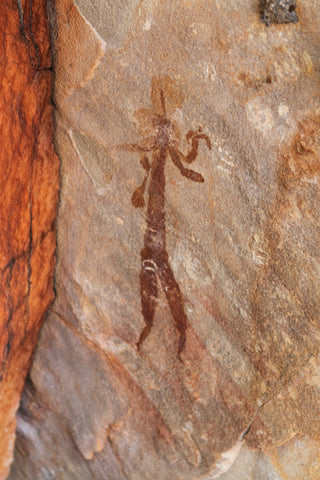 Bradshaw Rock Art images by Dean Goodgame 4