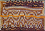 Multiple design towels. By aboriginal artist JuJu Wilson