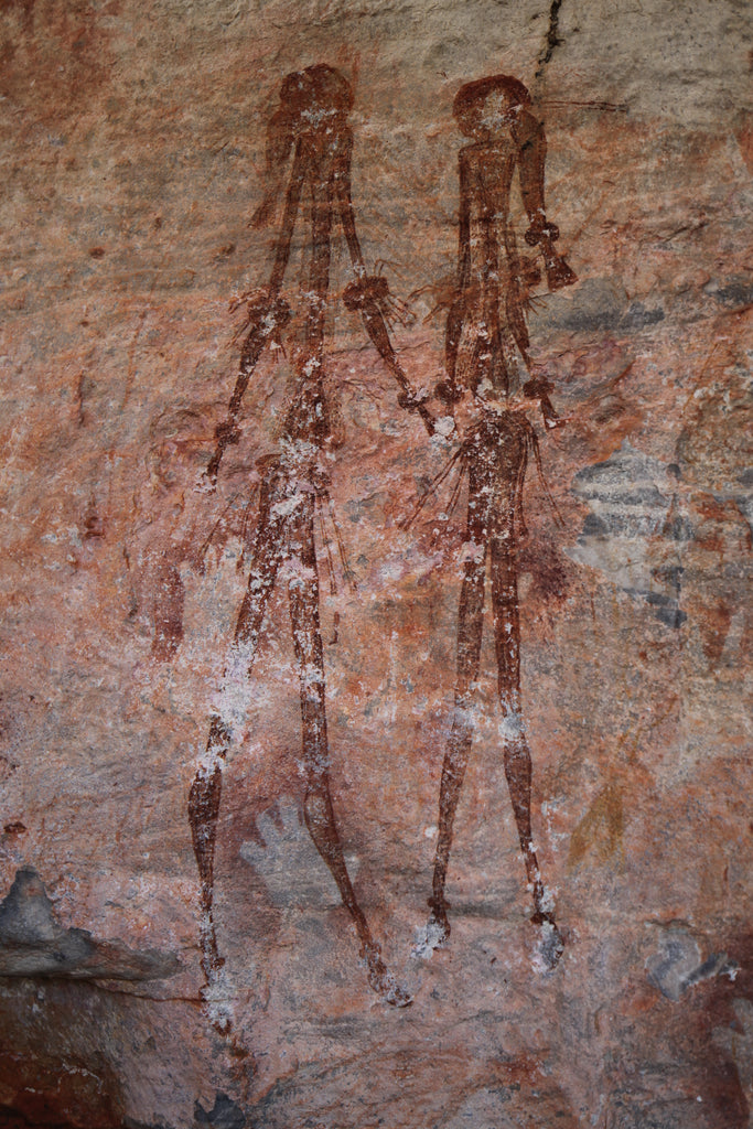 Bradshaw Rock Art images by Dean Goodgame 7