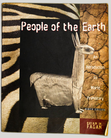 People of the Earth. An Introduction to World Prehistory.