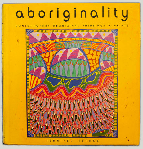 Aboriginality. Contemporary Aboriginal paintings and Prints.