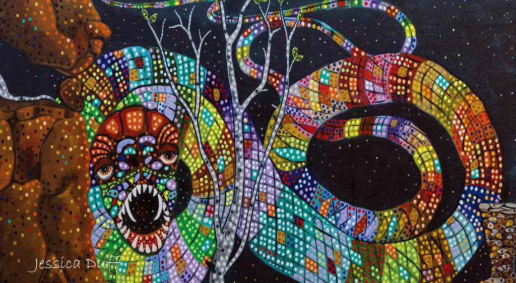 Rainbow Serpent