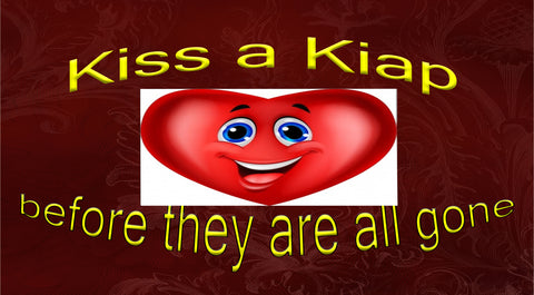 Kiss a KRIAP 3