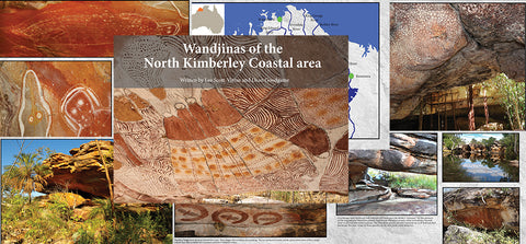 Wandjinas of the North Kimberley Coast