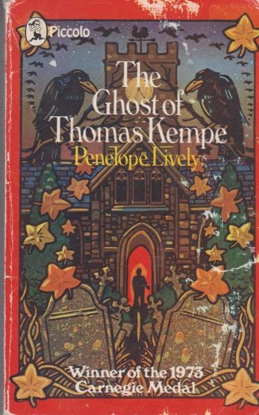 THE GHOST OF THOMAS KEMPE by Lively  Penelope