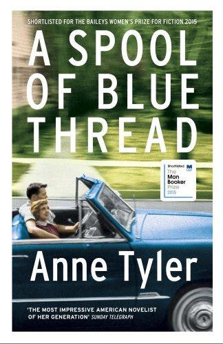 A Spool of Blue Thread (signed By author) by Anne Tyler