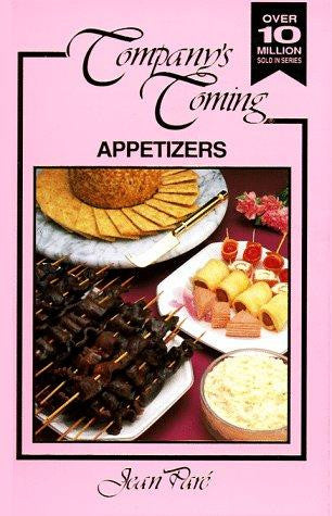Appetizers by Jean Pare
