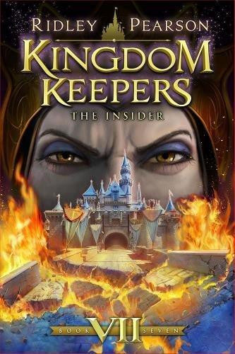 Kingdom Keepers VII: The Insider [Hardcover] by Ridley Pearson
