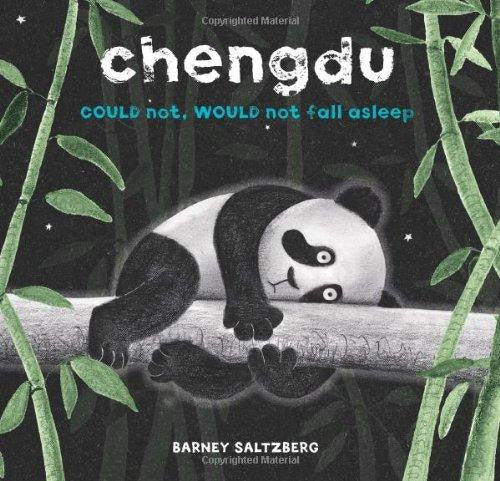 Chengdu Could Not Would Not Fall Asleep by Barney Saltzberg