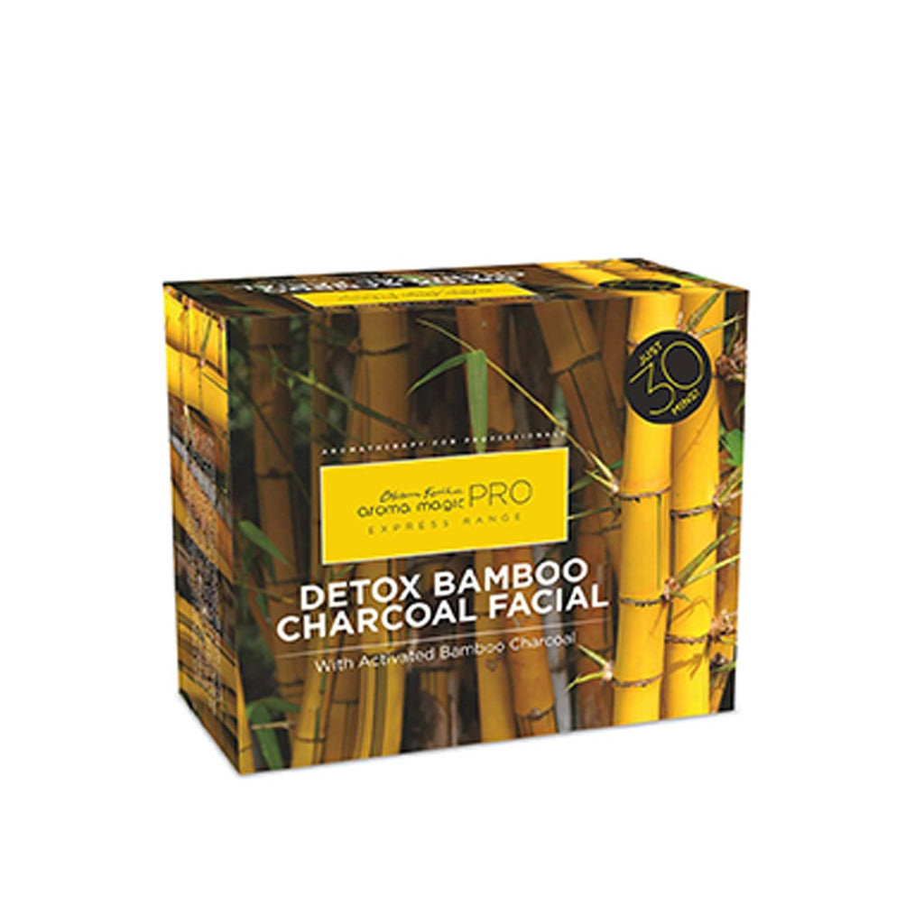 Detox Bamboo Charcoal Facial Kit