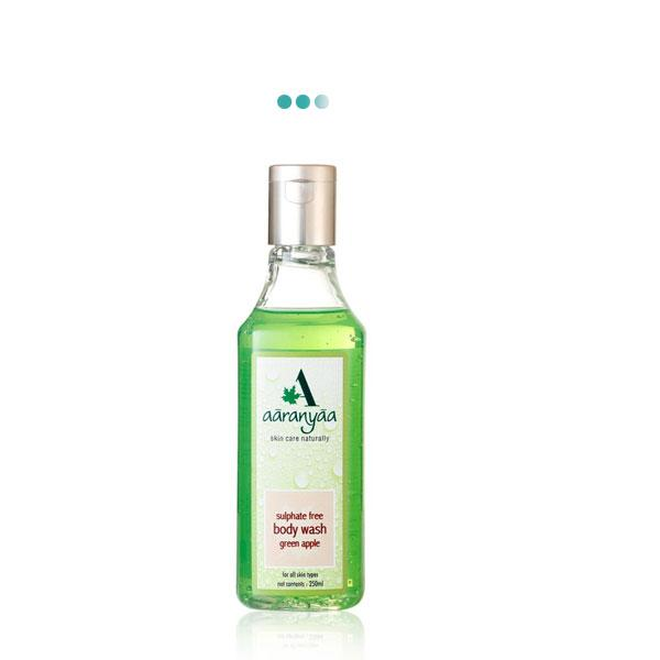 Green Apple Body Wash