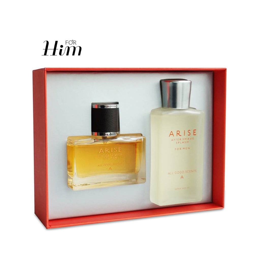 Fragrance - For The MAN Set
