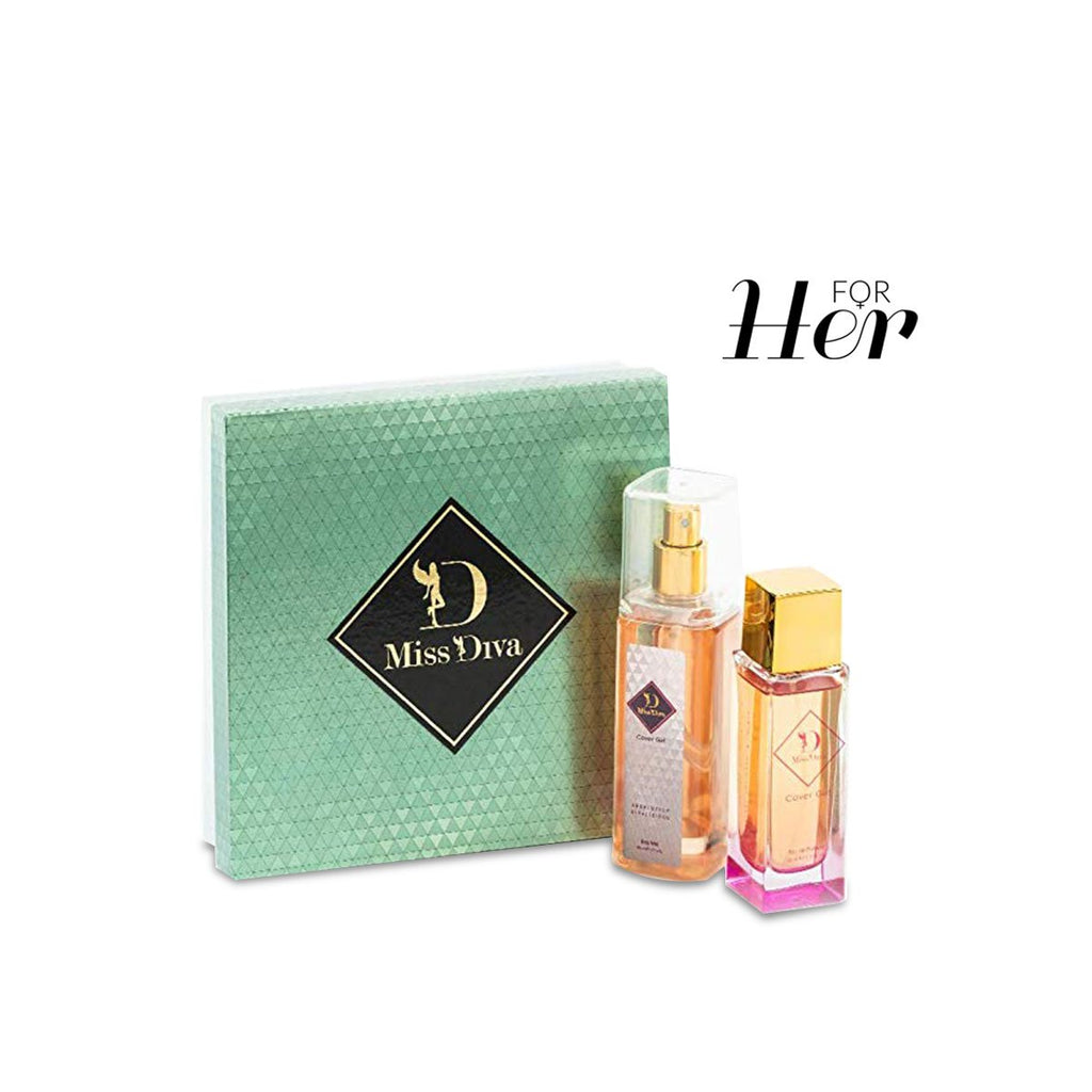 Gift Set - MISS DIVA COVER GIRL GIFT SET