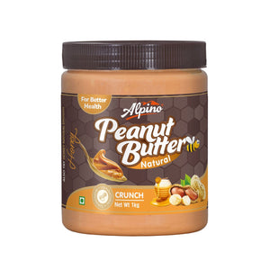 Natural Honey Peanut Butter Crunch
