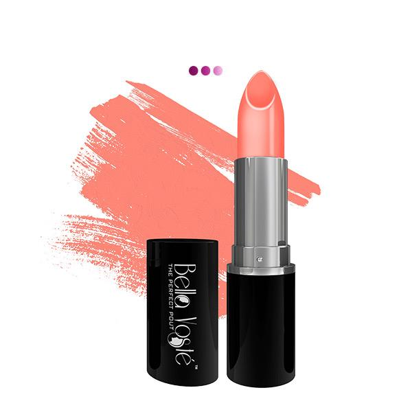Go For Peach - Sheer Creme Lust Lipstick- LSN24