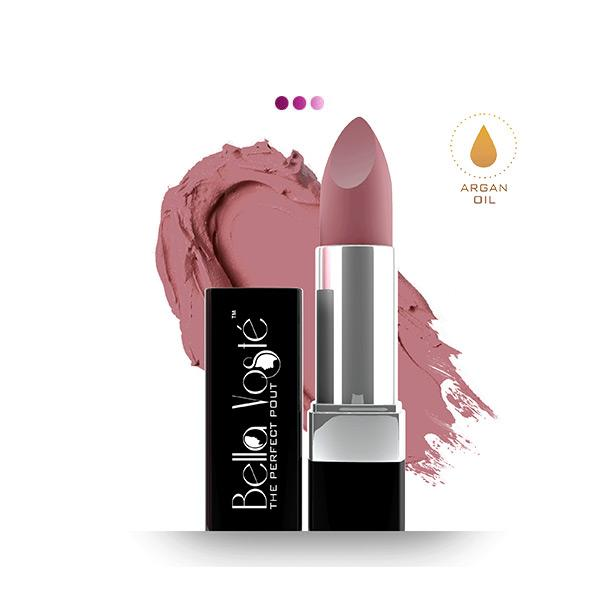 Wine Fever (04) - Ulti-Matte Nude Lipstick (With Argan Oil)