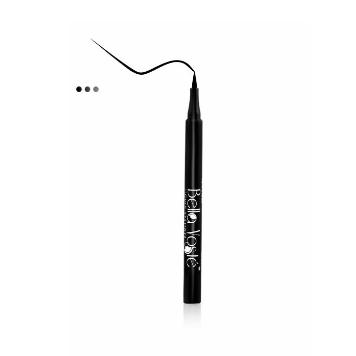 Midnight Black - Liquid Eye Liner Pen- 01