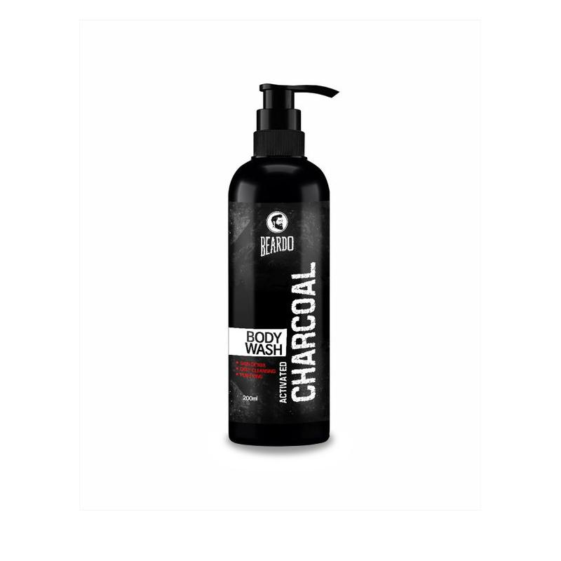 Activated Charcoal Bodywash