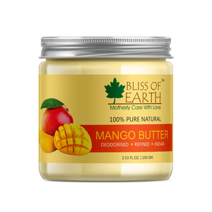 Deodorised Mango Butter