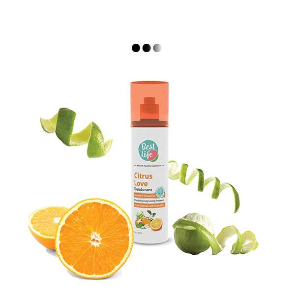 Citrus Love Deodrant