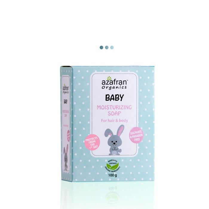 Baby Moisturizing Soap
