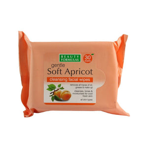 Gentle soft Apricot cleansing Facial