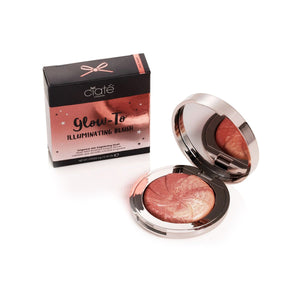 Glow- To Illuminating Blush Date Night