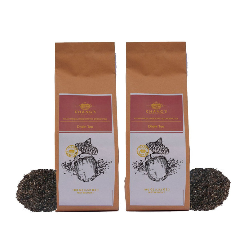 Dheki Black Tea - Pack of 2