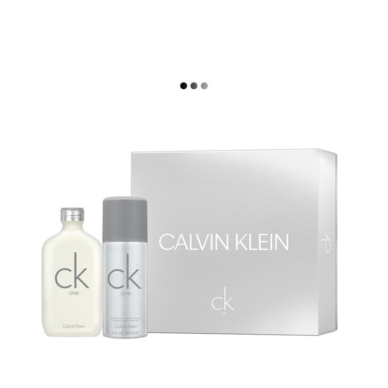CK One Edt Gift Set 3