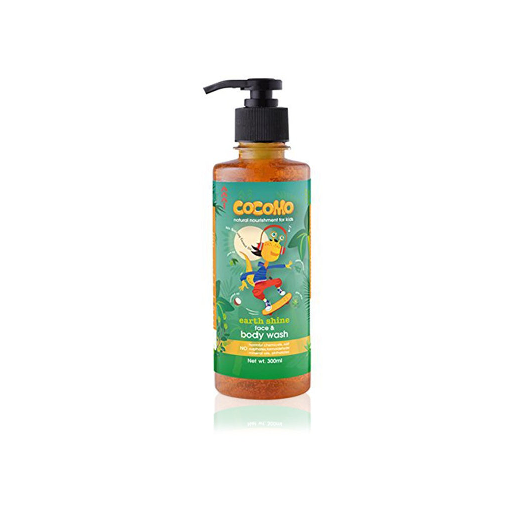 Face & Body Wash for Kids - Earth Shine