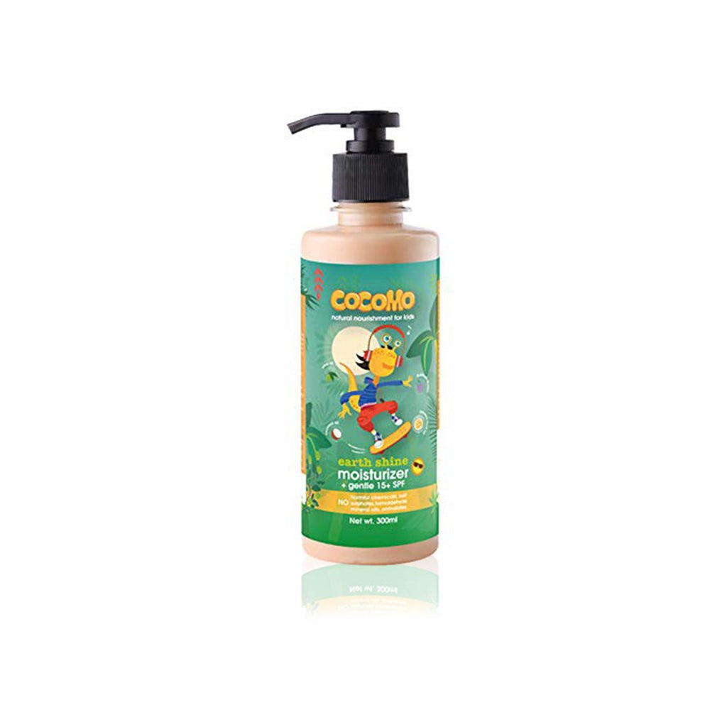 Moisturiser (Body Lotion) and Sunscreen Lotion for Kids (SPF 15) - Earth Shine