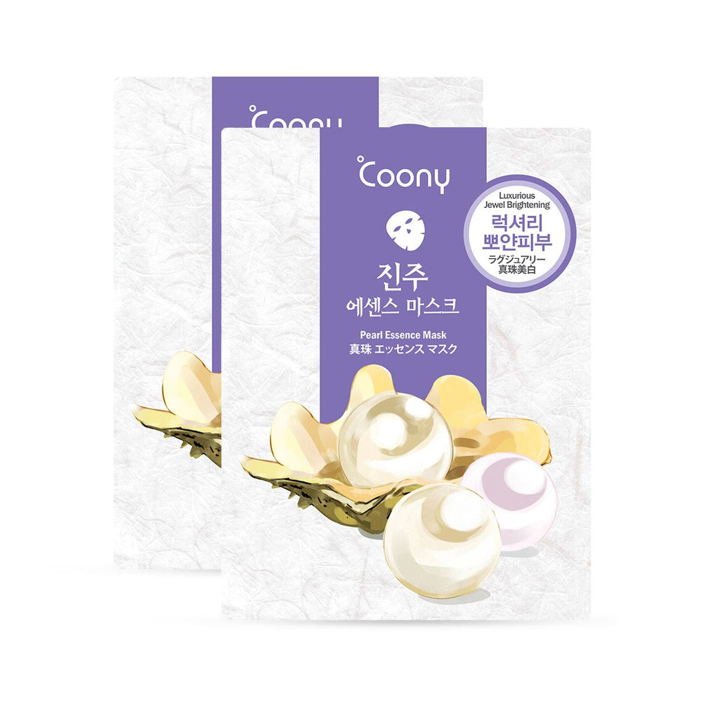 Pearl Essence Mask - Pack of 2