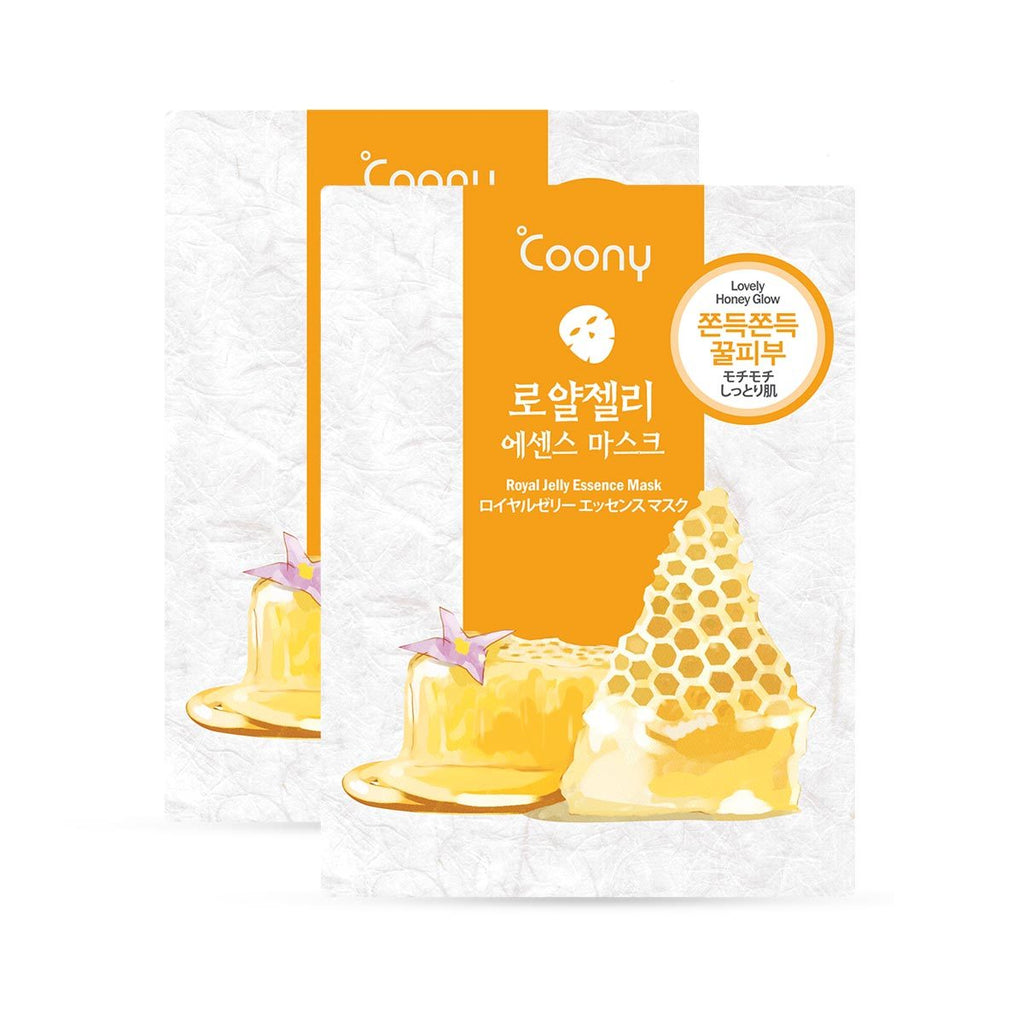 Royal Jelly Essence Mask - Pack of 2