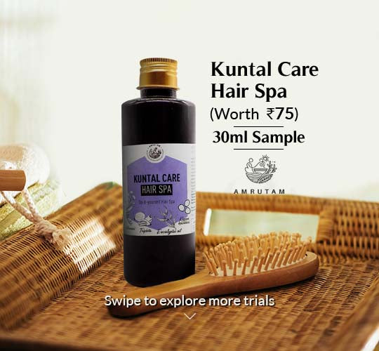 Kuntal Care Hair Spa