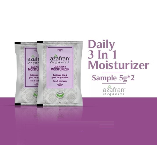 Daily 3 in 1 Moisturizer