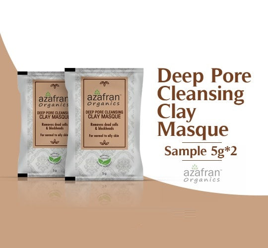 Deep Pore Cleansing Clay Masque