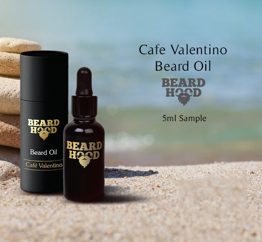 Cafe Valentino Beard Oil