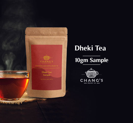 Dheki Black Tea 10g