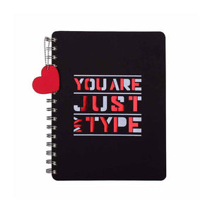 Love Struck Notebook