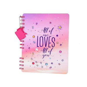 Forever Mine Notebook