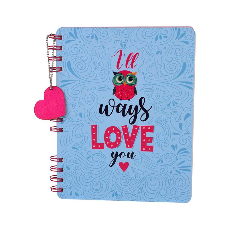 Hopeless Romantic Notebook