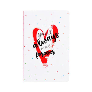 Together Forever Notebook