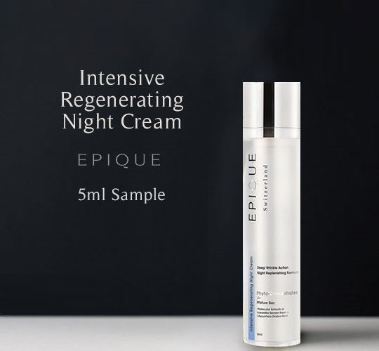 Intensive Regenerating Night Cream