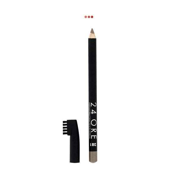 24ore Eyebrow Pencil - 281 Blonde