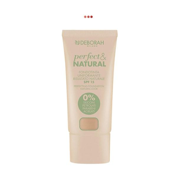 Perfect & Natural Foundation - 3 Beige