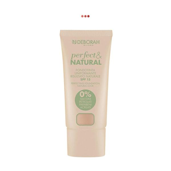 Perfect & Natural Foundation - 2 Light Rose