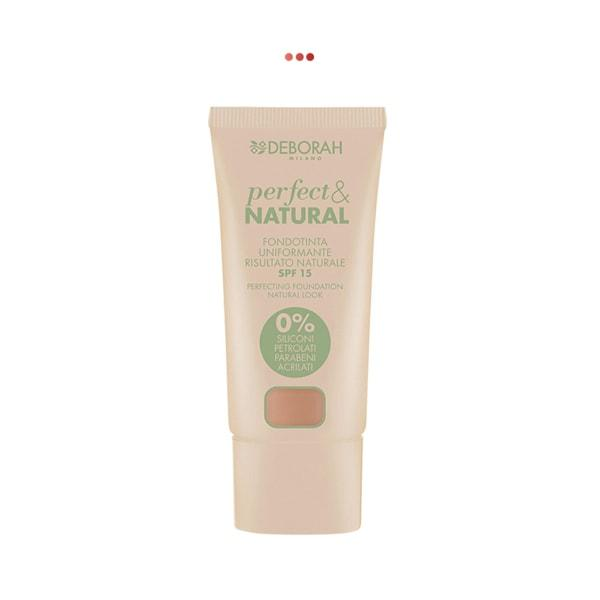 Perfect & Natural Foundation - 5 Apricot