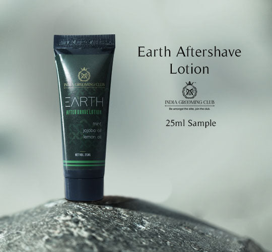 Earth Aftershave Lotion