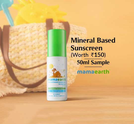 Mineral Based Sunscreen