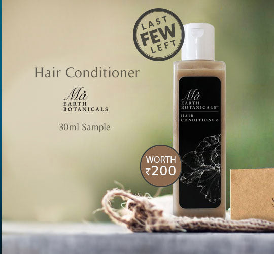 Ma Earth Botanicals Hair Conditioner (Sample)